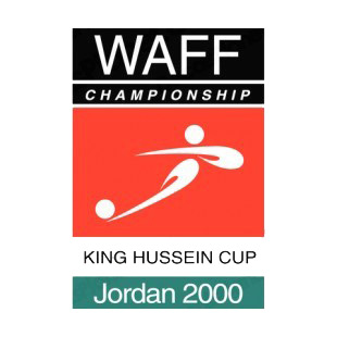 Waff championship 2000 Jordan logo listed in soccer teams decals.