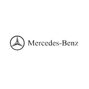 mercedes benz logo and text mercedes benz transport