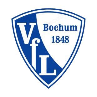 vfl bochum soccer team logo soccer teams decals decal