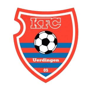 Kfc Uerdingen Logo