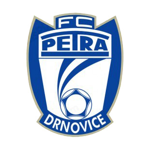 FC Drnovice soccer team logo listed in soccer teams decals.