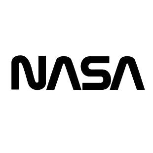 nasa logo with black background - photo #27