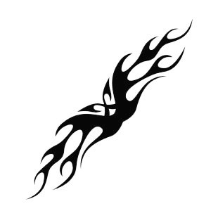 Symmetric Flames listed in flames decals.