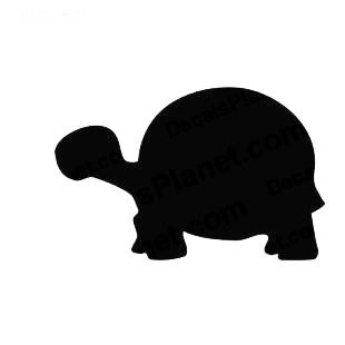 Turtle sign symbol listed in miscellaneous decals.