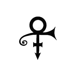 Prince band music listed in music and bands decals.