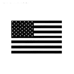 America flag United States listed in american flag decals.