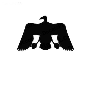 Eagle medieval myth listed in fantasy decals.