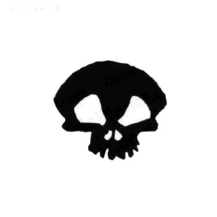 Head skull horror listed in skulls decals.