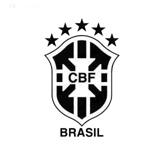 Item 799 Brasil Logo Soccer Football Team