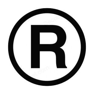 federal registration trademark symbol sign other signs