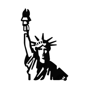 an analysis of the symbol of liberty in united states Statue of liberty history in 1886, the statue of liberty monument was a given to the united states from france to celebrate the friendship the two endured during the.