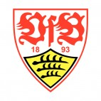 VfB Stuttgart soccer team logo, decals stickers