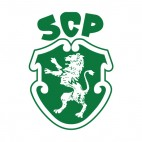 Sporting Clube de Portugal soccer team logo, decals stickers