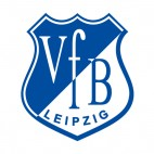 VfB Leipzig soccer team logo, decals stickers