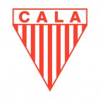 Cala soccer team logo, decals stickers