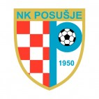 NK Posusje soccer team logo, decals stickers