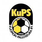 KuPS soccer team logo, decals stickers