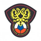 Russian Football Union logo, decals stickers
