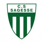 Club Sportif La Sagesse soccer team logo, decals stickers