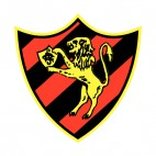 Sport Club do Recife soccer team logo, decals stickers