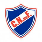 Club Nacional de Football soccer team logo, decals stickers