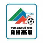 Anji soccer team logo, decals stickers