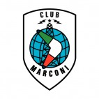 Club Marconi soccer team logo, decals stickers