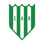 Club Atletico Banfield soccer team logo, decals stickers