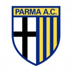 Parma AC soccer team logo, decals stickers