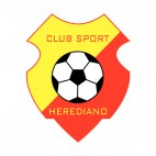 Club Sport Herediano soccer team logo, decals stickers