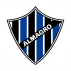 Club Almagro soccer team logo, decals stickers