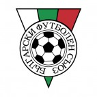 Bulgarian Football Union logo, decals stickers