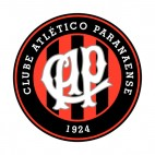 Clube Atletico Paranaense soccer team logo, decals stickers