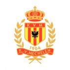 KV Mechelen soccer team logo, decals stickers