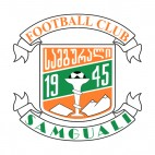 Football Club Samguali soccer team logo, decals stickers