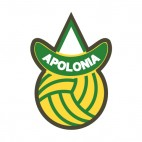 Apolonia soccer team logo, decals stickers