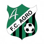 FC Agro soccer team logo, decals stickers