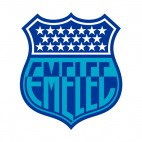 Club Sport Emelec soccer team logo, decals stickers