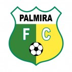Palmira FC soccer team logo, decals stickers