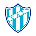 Club Atletico Tucuman soccer team logo , decals stickers