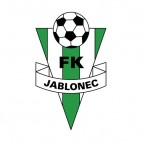 FK Jablonec soccer team logo , decals stickers