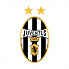 Juventus FC soccer team logo, decals stickers