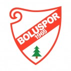 Boluspor soccer team logo, decals stickers