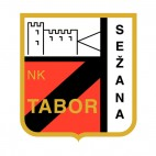 NK Tabor Sezana soccer team logo, decals stickers