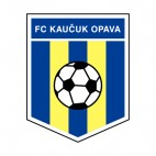 SFC Opava  soccer team logo, decals stickers