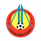 Lokomo soccer team logo, decals stickers