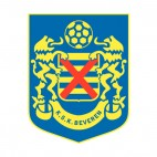 KSK Beveren soccer team logo, decals stickers
