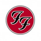 Foo fighters logo Foofighters, decals stickers