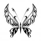 Butterfly, decals stickers
