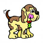 Beagle, decals stickers